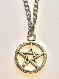 Supernatural: ketting pentagram