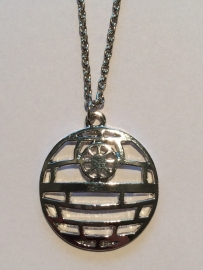 Star Wars: ketting Death Star