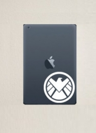 S.H.I.E.L.D.: sticker Agents of Shield