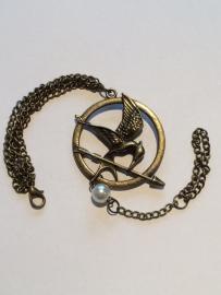 Hunger Games: armband Mockingjay