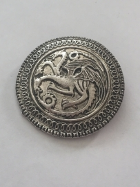 Game of Thrones: broche Targaryen Dragons