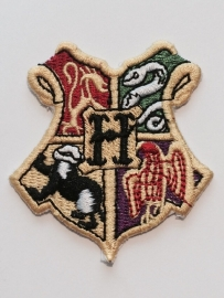 Harry Potter: patch Hogwarts afdelingen