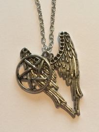 Supernatural: ketting Angel / Demon