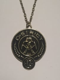 Hunger Games: ketting District 12
