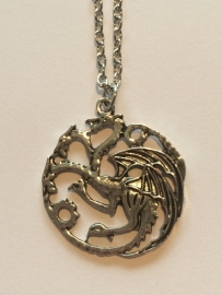 Game of Thrones: ketting Targaryen dragons