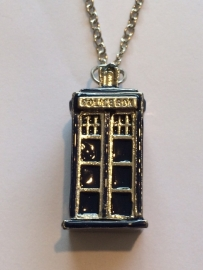Doctor Who: ketting Tardis