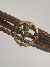 Hunger Games: armband Mockingjay winter
