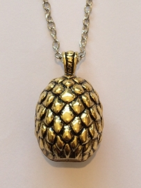 Game of Thrones: ketting Targaryen dragon egg