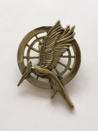 Hunger Games: pin Catching Fire