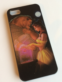 Disney: iPhone 5 hard cover Beauty and the Beast