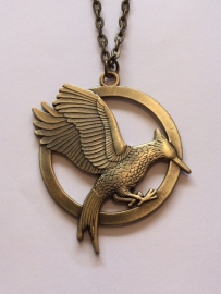 Hunger Games: ketting Mockingjay Catching Fire