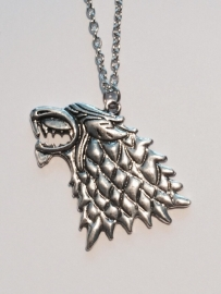 Game of Thrones: ketting Direwolf