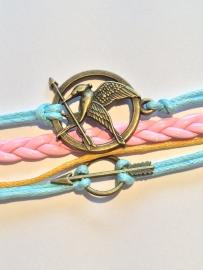 Hunger Games: armband Mockingjay summer
