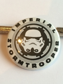 Star Wars: button Stormtrooper
