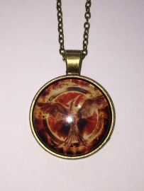 Hunger Games: ketting Mockingjay Part One dome