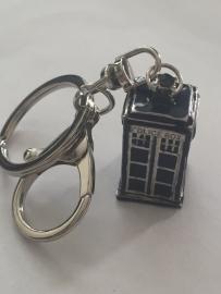 Doctor Who: sleutelhanger Tardis