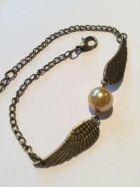 Harry Potter: armband Gouden Snaai