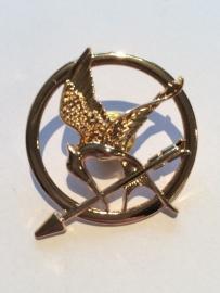 Hunger games: pin Mockingjay
