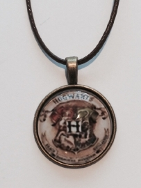 Harry Potter: ketting Hogwarts dome