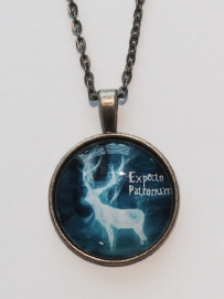 Harry Potter: ketting Patronus dome
