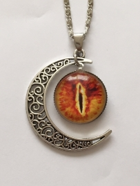 Lord of the Rings: ketting Eye of Sauron dome