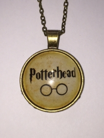Harry Potter: ketting Potterhead dome