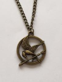 Hunger Games: ketting Mockingjay small