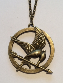 Hunger Games: ketting Mockingjay large