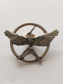 Hunger Games: pin Mockingjay Part One