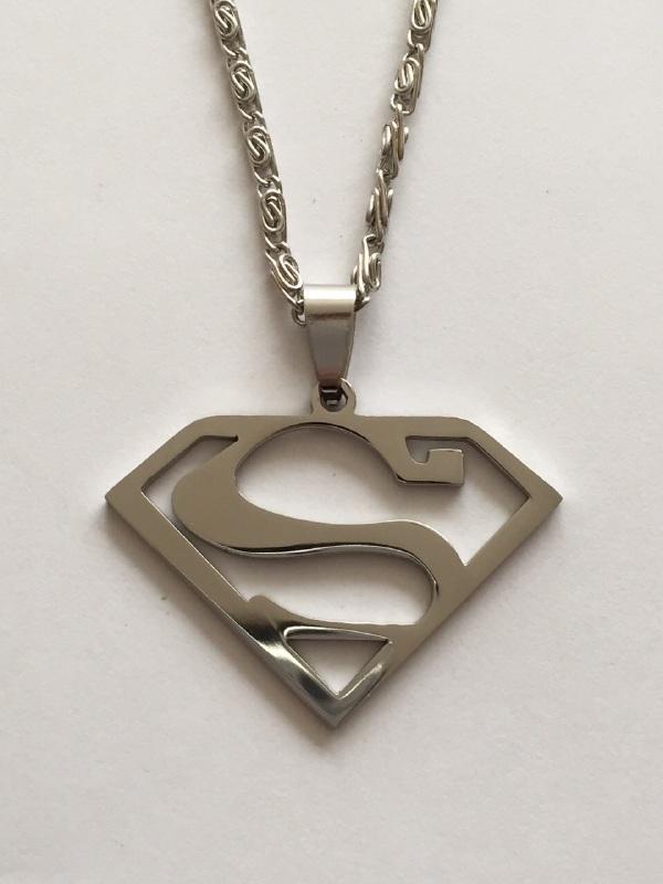 Superman: ketting S
