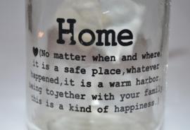 Theelichthouder Home