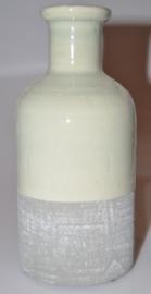 Industrial vase natural