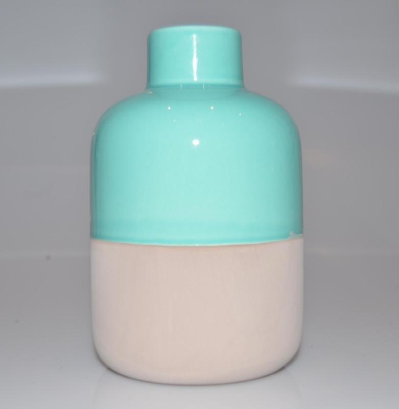 Dip dye bottle Blue