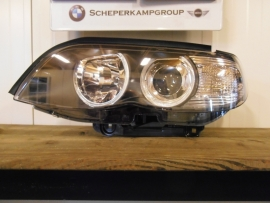 Koplamp X5 facelift Links Bi-Xenon wit