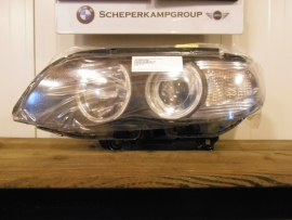 Koplamp X5 facelift Links H7 wit