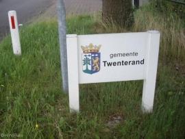 Flyer A4 135 grams papier 13.748 stuks Gemeente Twenterand