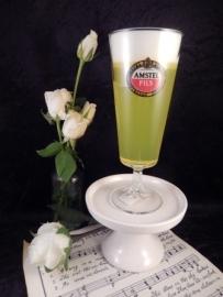 Amstel - Voetglas