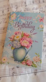 Cadeau-Kaartjes Verjaardag