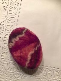 Ovaal Roze tinten