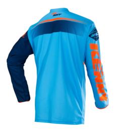 Kenny Track Jersey Youth Blue Orange 2018