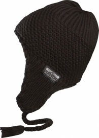 Fox Gratify Black Beanie