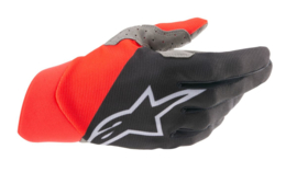 Alpinestars Dune Glove Black Bright Red 2021