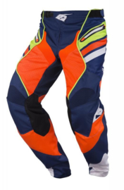 Kenny Titanium Pant Navy Orange Lime 2017