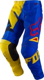 Fox Vandal Pant Blue Yellow Youth