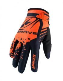 Kenny Brave Glove Kids Orange 2020
