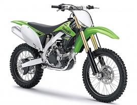 Kawasaki Kx450f  Replica 1:6