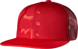 Fox Eyecon Box Snapback  Red Youth