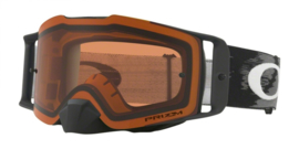 Oakley Frontline Matte Black Speed Prizm Mx Bronze Lens