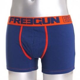 Freegun Uni colour Rood Blauw Boxer