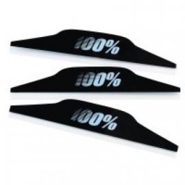 100% Speedlap Roll Off Mudflap 3-Pack